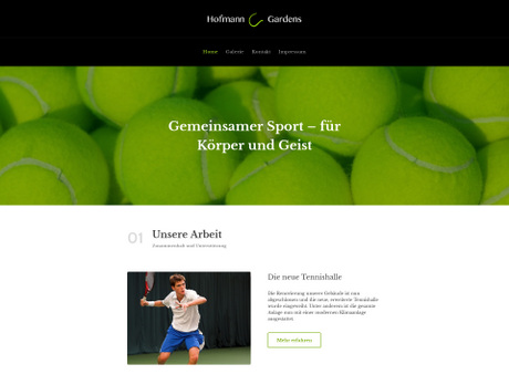 Sportverein Branchenvorlagen