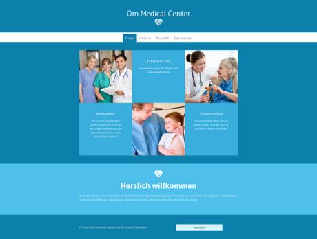 Arzt Branchenvorlagen